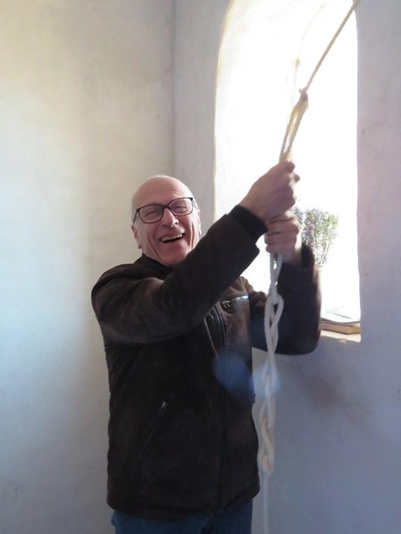 Laudes à la chapelle St Joseph à Sahune