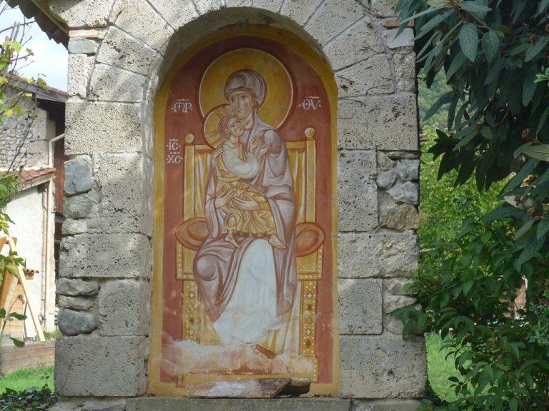 La Vierge aux 3 mains