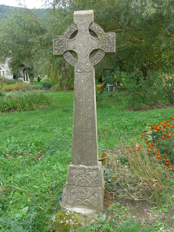 La croix celte