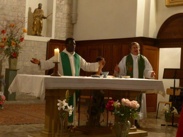 Père Bruno et Père David