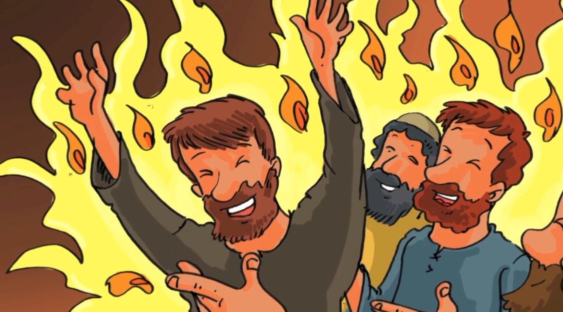 PentecôteEnfants