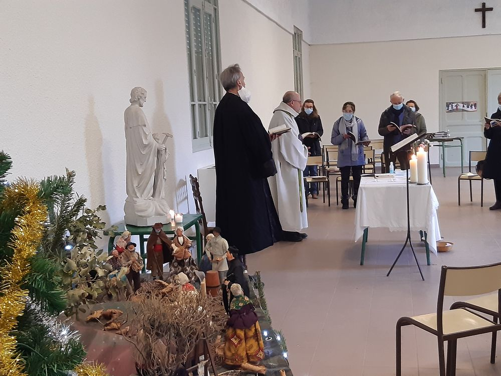 salle paroissiale de Mollans-sur-Ouvèze